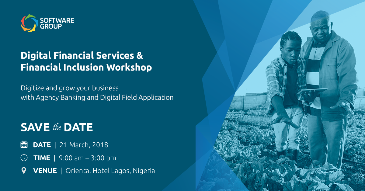 Workshop on Digital Financial Services & Financial Inclusion - March 21, Nigeria