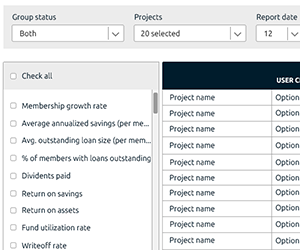 Digitize Savings Groups Operations | Software Group